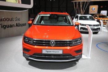 Lý do SUV 7 chỗ Volkswagen Tiguan Allspace 2018 tăng giá hơn 400 triệu đồng