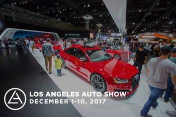 """Những mẫu xe """"nóng"""" nhất LA Motor Show 2017"""