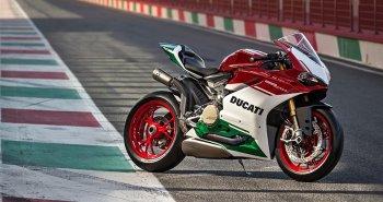 Ducati vẫn sẽ sử dụng động cơ V-twin cho đến năm 2020