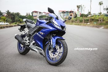 Ngắm Yamaha YZF-R15 2017 bán chính hãng tại Việt Nam
