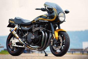 Kawasaki Z1 hay Z900RS - Sự tài tình của tay độ AC Sanctuary