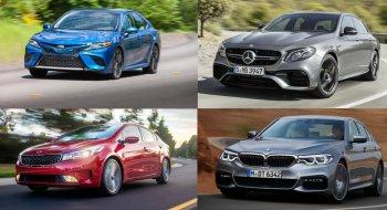 Các mẫu xe 2018 an toàn nhất