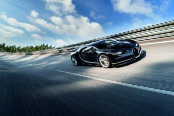 """Siêu xe Bugatti Chiron cũng dính lỗi ghế """"đểu"""""""
