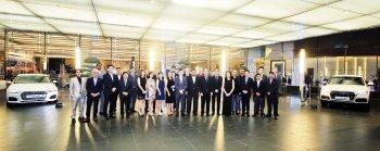 Audi Việt Nam nhận giải thưởng quốc tế về đào tạo sau bán hàng