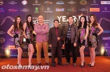 Hàng trăm anh em Mercedes C-Club hội ngộ tại Hà Nội