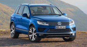 "Volkswagen lại dính ""phốt"" gian lận khí thải trên Touareg"