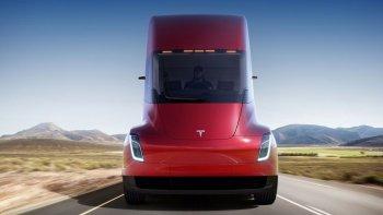 PepsiCo đặt hàng 100 siêu xe tải điện của Tesla