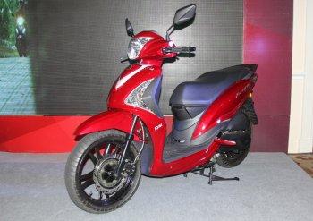 Xe ga SYM Fancy 125 có ABS giá thấp nhất tại Việt Nam - 38,9 triệu đồng
