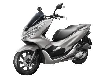 Honda PCX 2018 tại Việt Nam bổ sung động cơ 150cc và Khoá thông minh