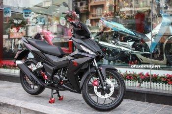 Honda Winner bản Cao cấp bắt mắt hơn với gói phụ kiện