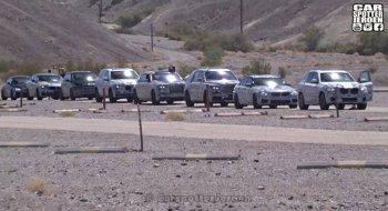 Rolls-Royce mang SUV Cullinan thử sức tại Vùng đất chết