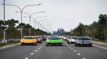 """Lamborghini Urus được chào đón """"đặc biệt"""" thế nào tại Singapore"""