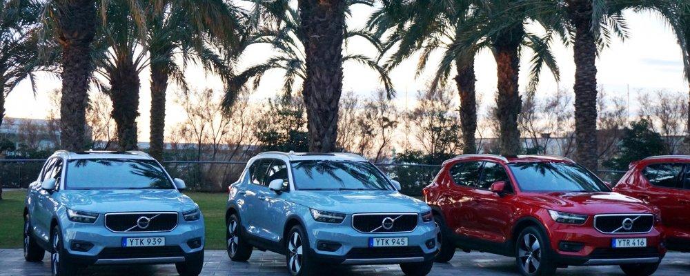 Volvo XC40 sẽ là mốt chơi SUV sành điệu mới