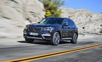 Video so khác biệt BMW X3 mới cũ dễ dàng