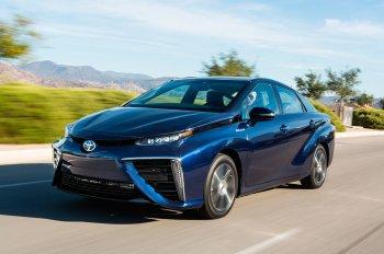Toyota tham vọng bán 5,5 triệu xe điện vào năm 2030