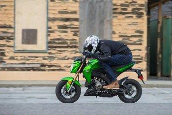 Kawasaki triệu hồi Z125 Pro do lỗi lập trình ECU