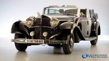 Mẫu Mercedes-Benz 770K của Hitler sắp được bán đấu giá