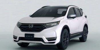 Honda CR-V có thêm bản thể thao