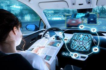 Apple nhận bằng sáng chế hệ thống định vị cho xe tự lái
