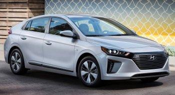 Hyundai Ioniq 2018 thêm bản Plug-in-Hybrid, giá bán từ 24.950 USD