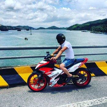 Yamaha Exciter 150 độ nhẹ mà tinh tế của biker Cao Bằng