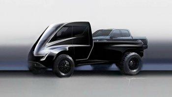 """Elon Musk """"quyết tâm không sờn"""" làm xe bán tải Tesla"""