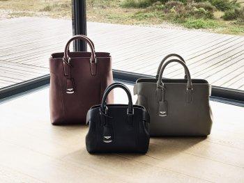"""Bentley lấy lòng """"phái đẹp"""" bằng bộ sưu tập túi xách mới"""