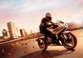 Suzuki sẽ ra mắt mẫu môtô tăng áp đầu tiên trong năm sau