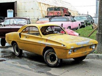 """Phát hiện """"siêu xe"""" thời Xô Viết"""