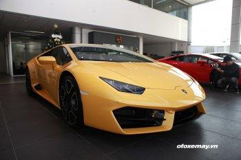 Lamborghini Huracan: siêu xe cho việc di chuyển hàng ngày
