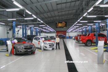 Chevrolet giảm giá các dòng xe lắp ráp trong nước