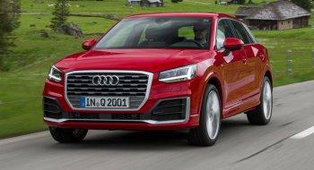 Audi Q2 chạy điện sắp xuất hiện?