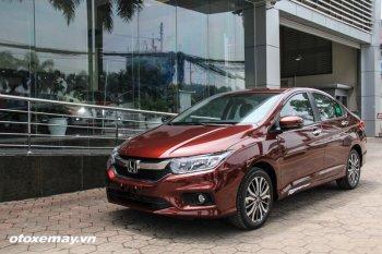 Honda Việt Nam giảm giá City