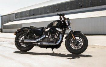 """Mẫu môtô mới của Harley-Davidson sẽ mang tên """"Bronx"""""""