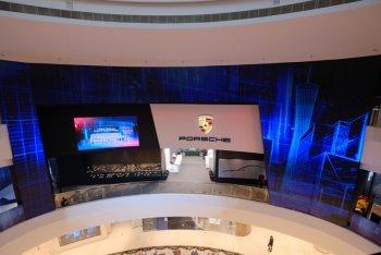 Porsche ưu ái hiện diện 100 trung tâm của hãng tại Trung Quốc