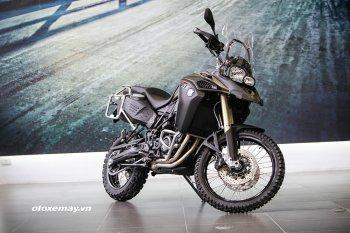 Sau BMW và MINI, THACO phân phối chính hãng xe môtô BMW Motorrad