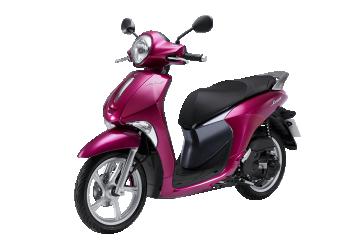 Cạnh tranh  Honda Vision, Yamaha Janus thay màu mới, giá không đổi