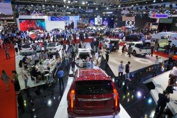 Tiêu thụ ôtô thị trường Việt giảm 10% năm 2017