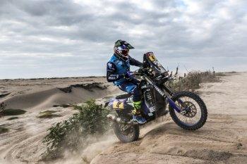 Dakar 2018: Yamaha cầm cờ chặng 4, Sunderland đứt cánh rời cuộc chơi
