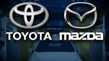 Toyota hợp tác với Mazda xây nhà máy tỷ đô