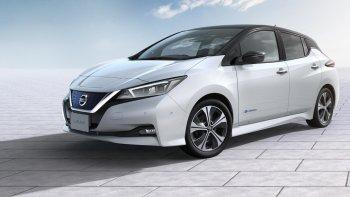 Nissan Leaf vẫn là xe điện bán chạy nhất thế giới