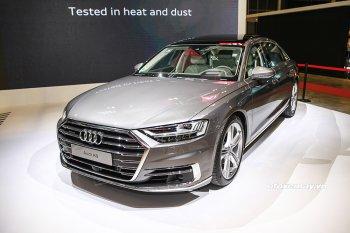 Cận cảnh Audi A8 2018 đầu tiên có mặt tại Đông Nam Á