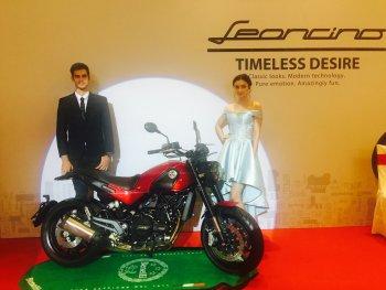 Benelli Leoncino 500cc rẻ bằng nửa Ducati Scrambler ra mắt Việt Nam