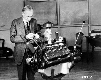 Ngày này năm xưa : Tuần thứ hai tháng 1 – Henry Ford và sáng chế giảm trọng lượng xe