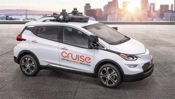 """GM Cruise AV sẵn sàng """"xuống đường"""" vào năm 2019"""