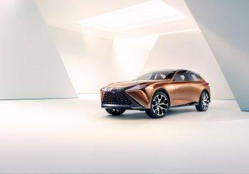 Lexus trình làng concept hoàn toàn mới - LF-1 Limitless
