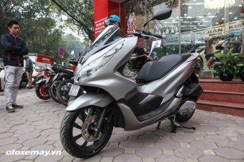 Chi tiết Honda PCX 2018 vừa lên kệ tại Hà Nội