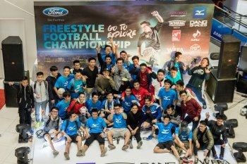 Ford Việt Nam đồng hành cùng Giải bóng đá nghệ thuật 2018