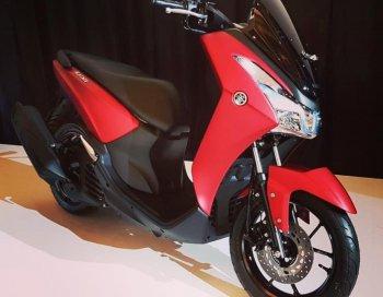 Yamaha LEXi 125 giá 34 triệu đồng cạnh tranh Honda PCX 125