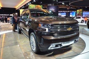 Chevrolet Silverado 2019 chính thức trình làng tại Mỹ
